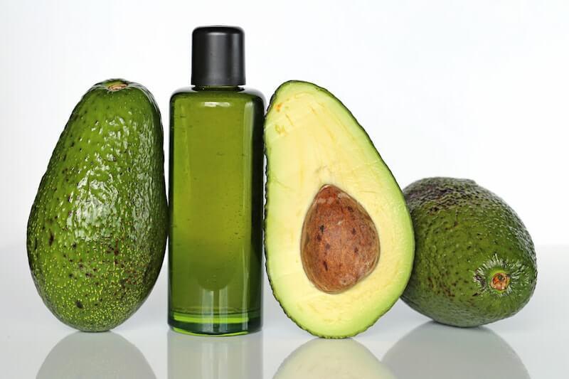 moisturizing dry dreadlocks avocado oil