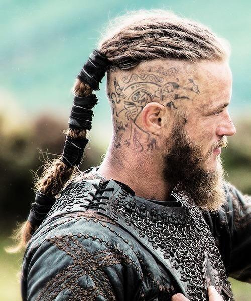 Mohawk dreads styles viking