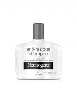 how to wash dreadlocks Neutrogena - Anti-residue shampoo