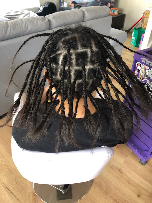 What to expect new dreads