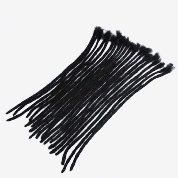 Loc Extensions Color #1B Natural Black