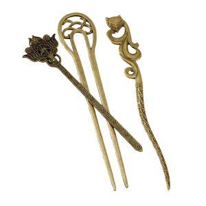Hair pins accessories dreadlocks