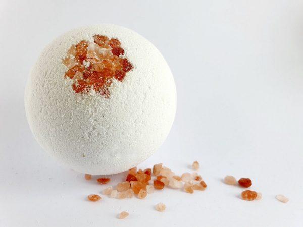 Loc Bomb Detox My Dreads with Himalayan Salt