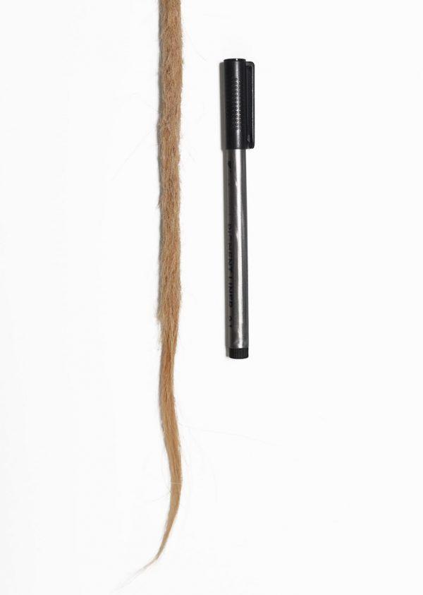 human hair dreadlocks extension
